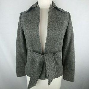 J.Crew Robert Noble Herringbone Wool Jacket